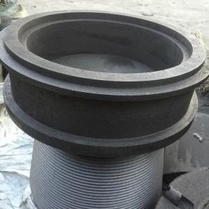 Graphite Crucible with Large Size